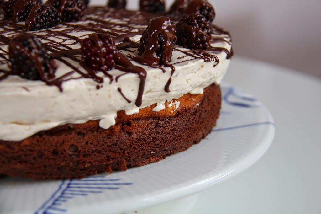 cheesecake opskrift nem